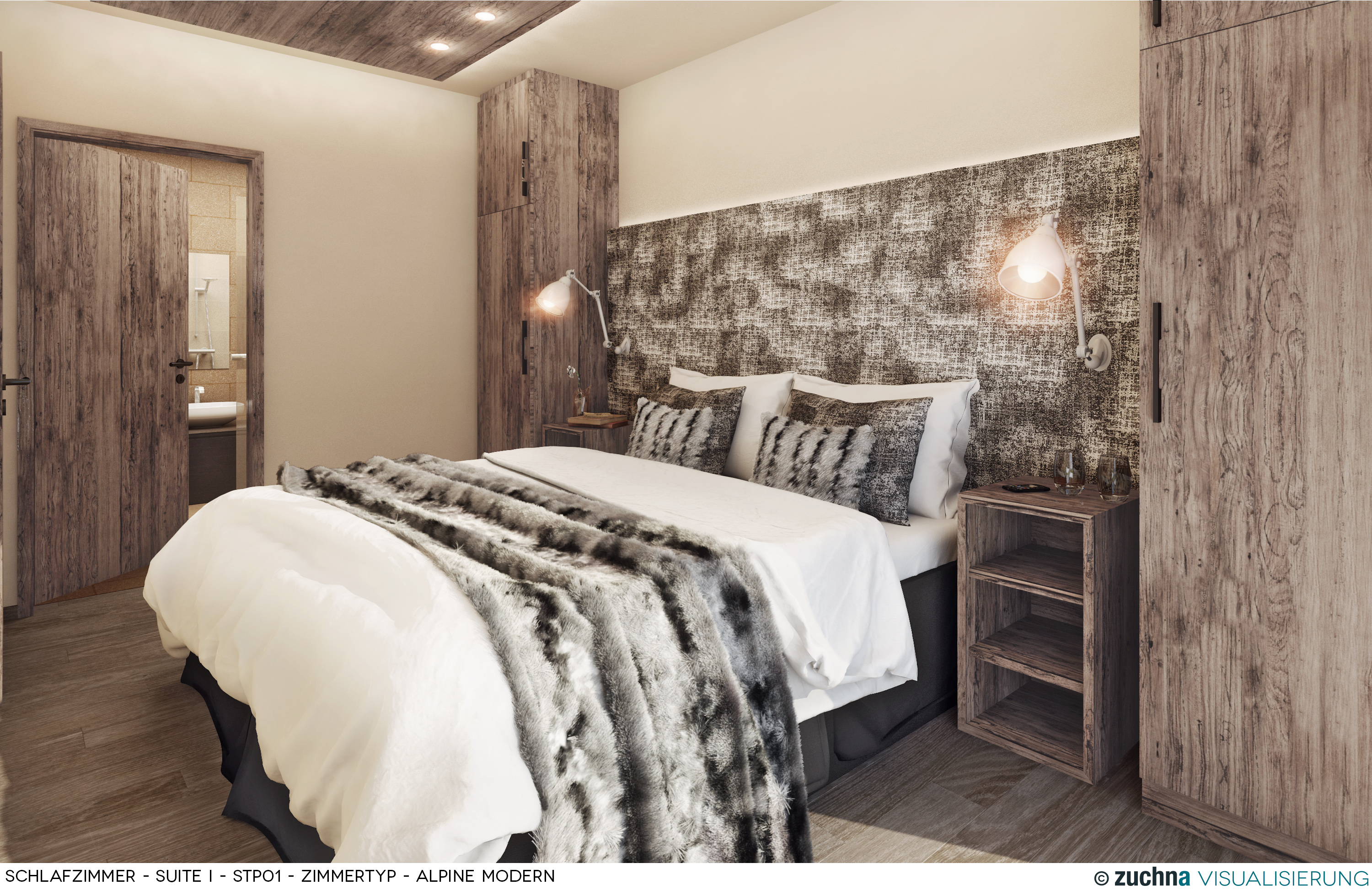 Mountain Spa Residences, St Anton